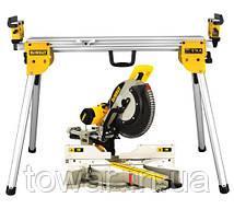 Торцювальна пила 305 мм Dewalt DWS780 + стіл DE7033