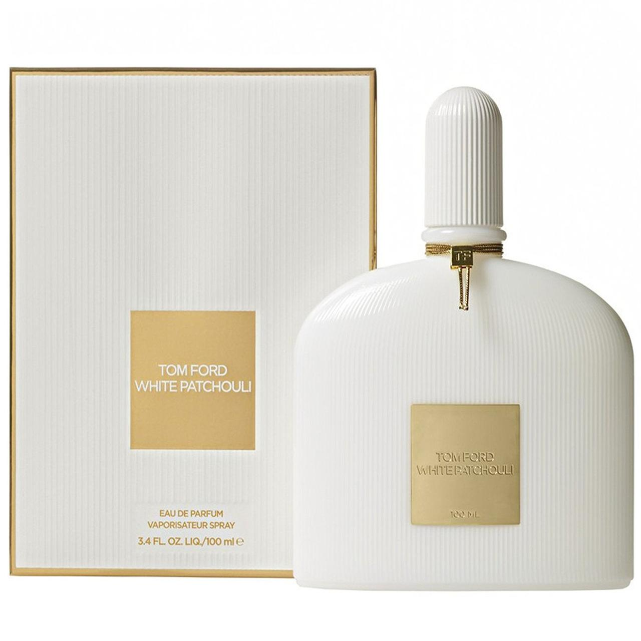 TOM FORD WHITE PATCHOULI TESTER