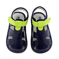 Детские сандалии Boocora, размер 22,24