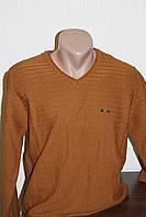 Мужской свитер Sey, тонкая вязка, увеличенные размеры