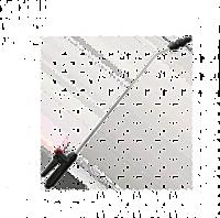 Брандспойт телескопичный алюминиевый 2,3м