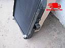 Радиатор водяного охлаждения ГАЗ 33104 ВАЛДАЙ (2-х рядн.) (пр-во г.Оренбург). 33104-1301010-30. Цена с НДС. , фото 3