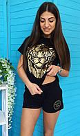Костюм футболка и шорты для НЕЁ  ро2094