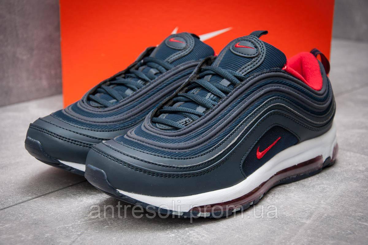 ed1521e7 Кроссовки мужские Nike Air Max 97, темно-синие (12651), р. 41 - 46 ...