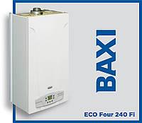 Котел газовый двухконтурный, турбо ECOFOUR 240 Fi BAXI (Италия)