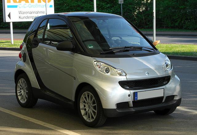 SMART FORTWO (451) (2007-2014)