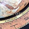 Глобус бар напольный Zoffoli Srl, Италия «Да Винчи» Rust,h-110см, d -40см (248-0001), фото 4