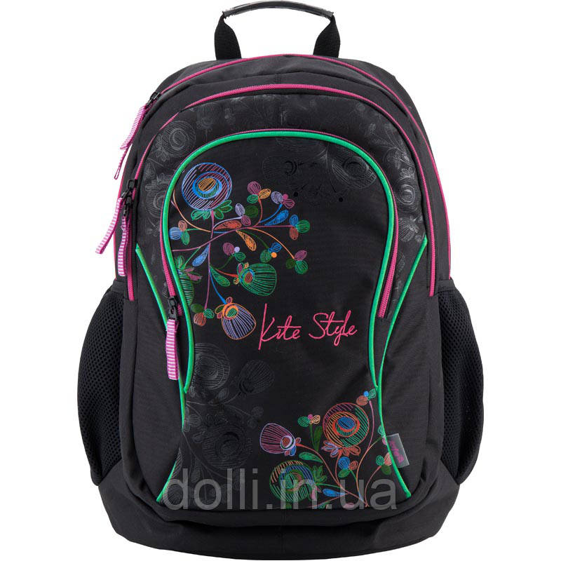 6eb6bef85bae Рюкзак для девочек Kite Style K18-854L - Интернет магазин Dolli в Киеве