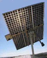 Поворотне устройство солнечных батарей (трекер) ST1000