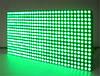 Светодиодный модуль для бегущей строки P10 green  зеленый