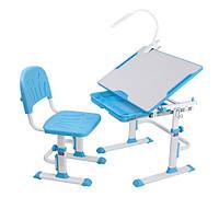 Комплект Парта і стілець-трансформери Lupin WB, Cubby, фото 1