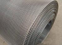 Сетка тканная нержавеющая 2,5-0,7 мм нержавейка марки 12х18н10т, размеры сетки в ассортименте на складе