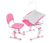Комплект Парта и стул-трансформеры Lupin WP, Cubby