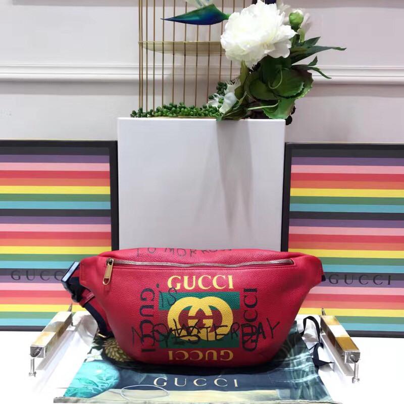 Поясная сумка Гуччи