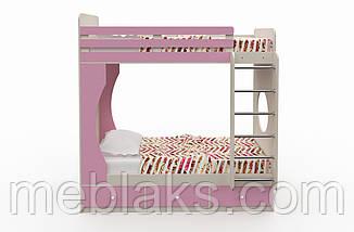 Двухъярусная кровать для детей и подростков «Твин», фото 3