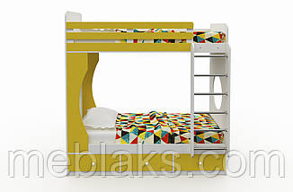 Двухъярусная кровать для детей и подростков «Твин», фото 2