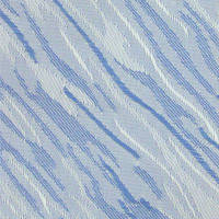 Жалюзи вертикальные  АННА 05 голубой