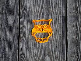 Сова - Форма для печива і пряників