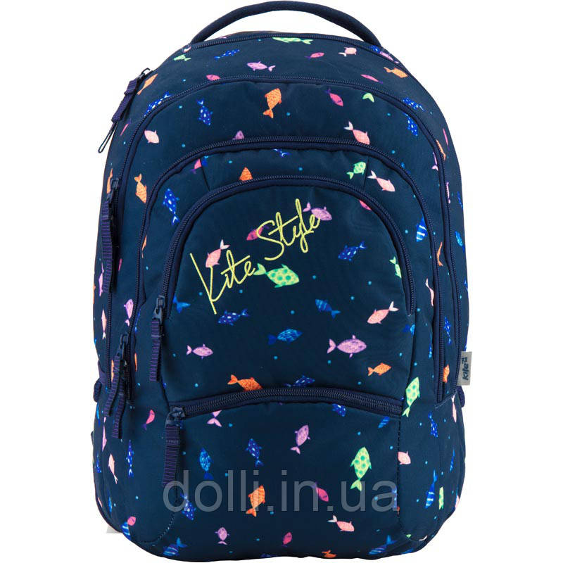 b6bc5fb9aade Рюкзак для девочек Kite Style K18-881L-1 - Интернет магазин Dolli в Киеве
