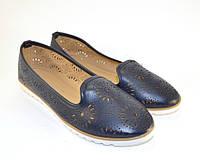 Стильные ажурные туфли, фото 1