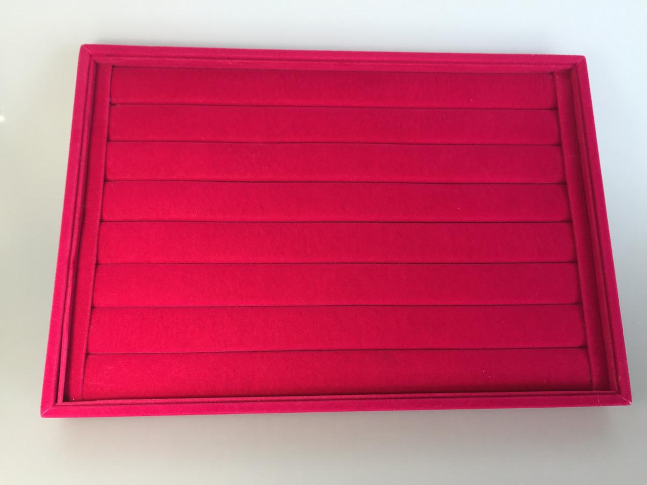 Демонстрационный планшет для ювелирных изделий и бижутерии @oborudovaniecom