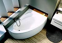 Ванна акриловая угловая Aquaform CORDOBA 136х94 R