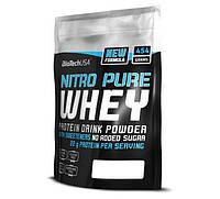 Nitro Pure Whey 454 g hazelnut cream