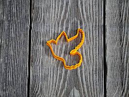 Голуб - Форма для печива і пряників
