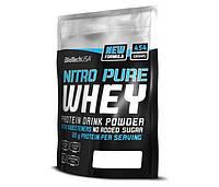 Nitro Pure Whey 454 g caramel-cappuccino