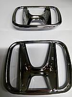 Эмблема HONDA  104х85 мм