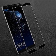 Защитное стекло Optima Full cover для Huawei Honor V10 черный