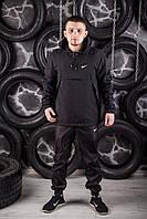 Анорак House Nike, черный мужской весенний/осенний