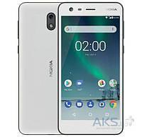 Мобильный телефон Nokia 2 Dual Sim (11E1MW01A03) Pewter/White