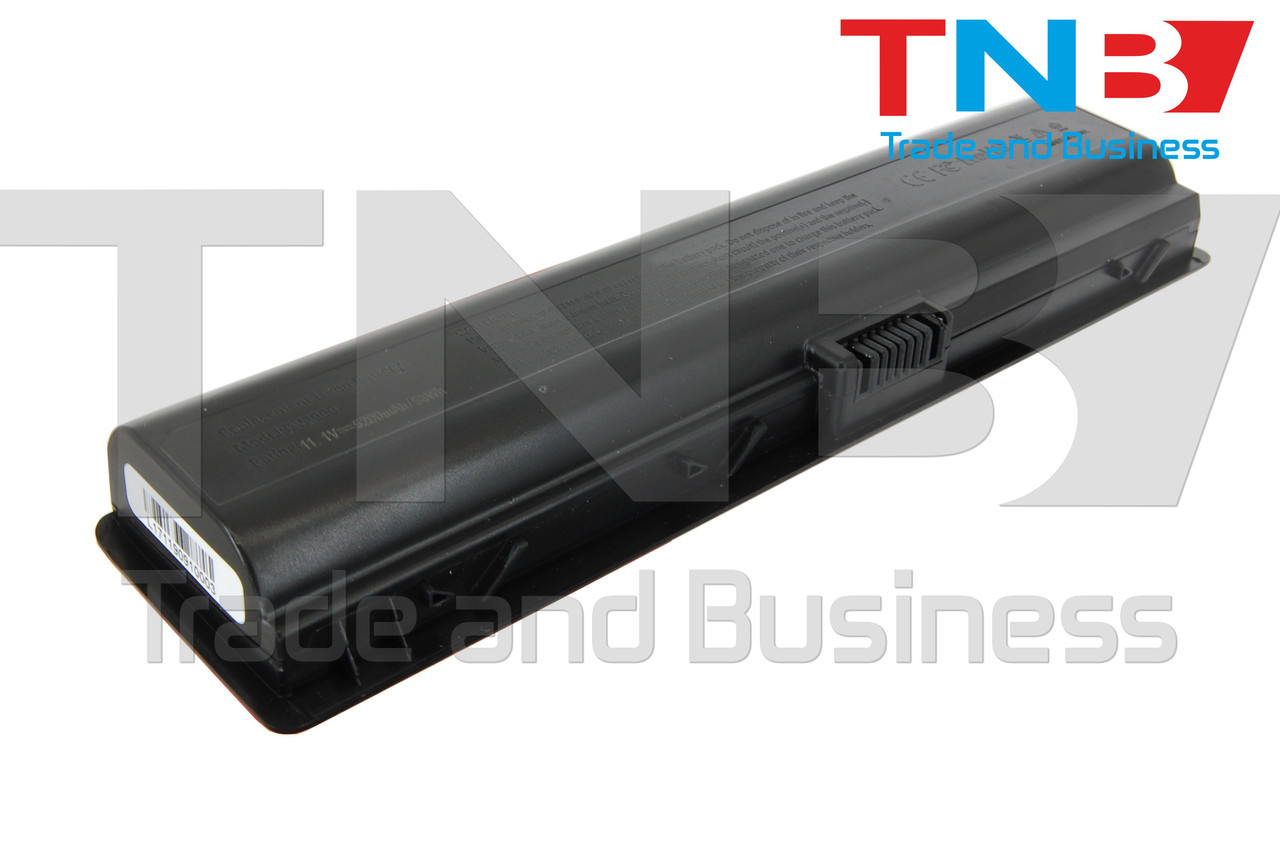 Батарея HP dv2401tu dv2401tx 11.1V 5200mAh
