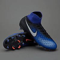 Детские футбольные бутсы Nike Magista Obra II Junior FG (Оригинал)