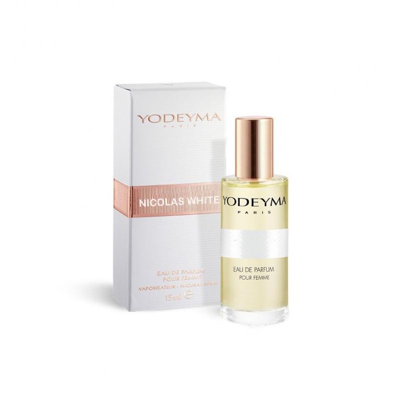 парфюмированная вода Nicolás White Yodeyma аналог Narciso от