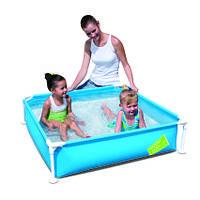 Детский каркасный бассейн Bestway 56217 (122х122х30.5)