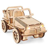 "Механический 3d-пазл ""Buggy"" | 3D-Box"
