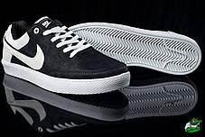 500c69ae Мужские кроссовки Nike Air Force hight and low черно-белые топ реплика ...