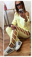 Женский спортивный костюм  ню014, фото 1