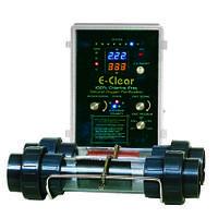 E-clear Бесхлорная система дезинфекции воды E-CLEAR MK7/CF1-150