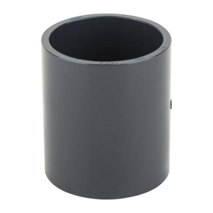 Era Муфта ПВХ ERA соеденительная, диаметр 20 мм.