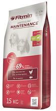 Fitmin dog medium maintenance Фитмин Корм для собак середніх та великих порід з середньою активністю, 15 кг (+2 кг)