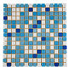 Aquaviva Мозаика стеклянная Aquaviva Bahama Light B2311N