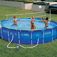 Волейбольная сетка и мяч для бассейнов Bestway 58179