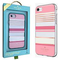 Чохол-Накладка Kate Spade New York Flexible Hardshell для iPhone 7/8 (KSIPH-054-BSPRG)