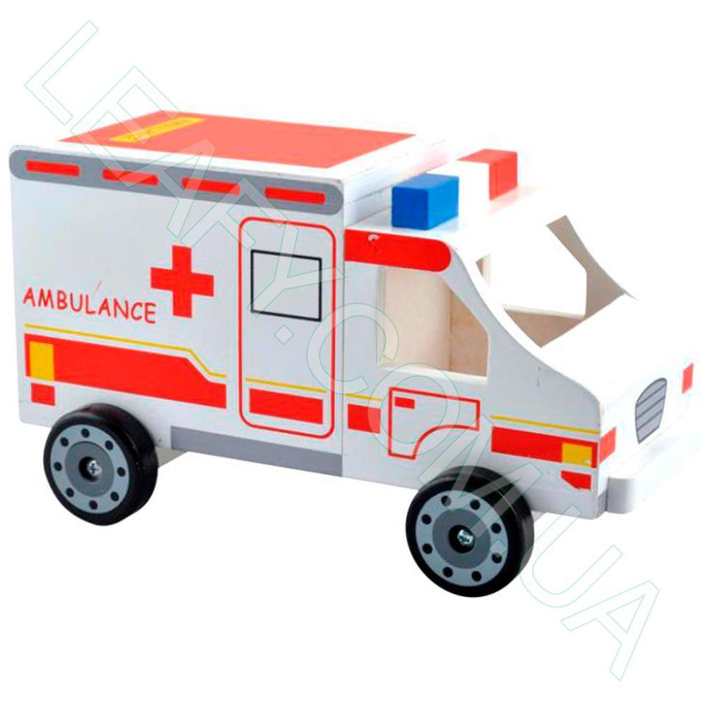 Деревянная машина скорой помощи, МДИ