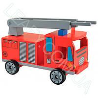 Деревянная пожарная машина, МДИ