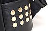 Рюкзак городской с золотыми заклепками, фото 7