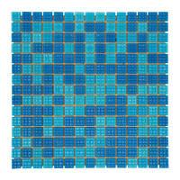 Aquaviva Мозаика стеклянная Aquaviva Jamaika A07N(2)+A08N(2)+B30N(2)